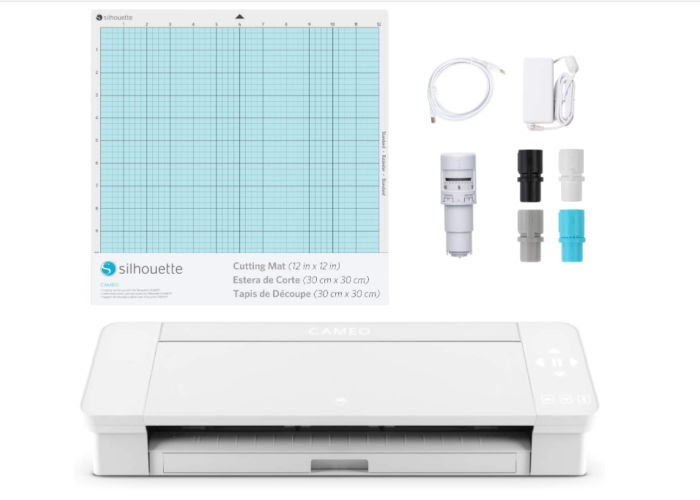 Amazon favorite products - Silhouette Cameo die cut machine.