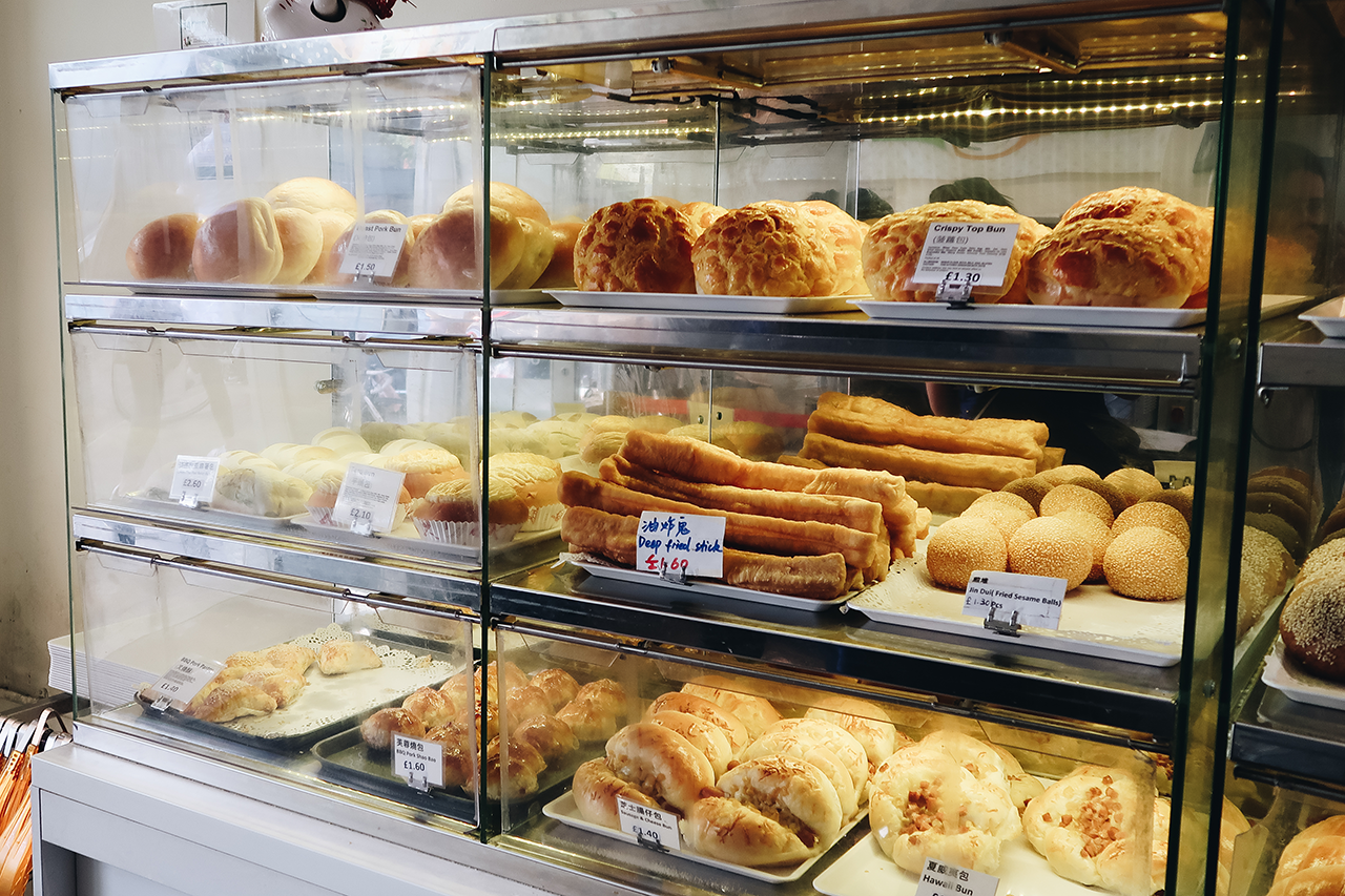 London Chinatown: Best Restaurants & Shops Bake