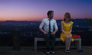 فيلم الحب الرومانسي la la land