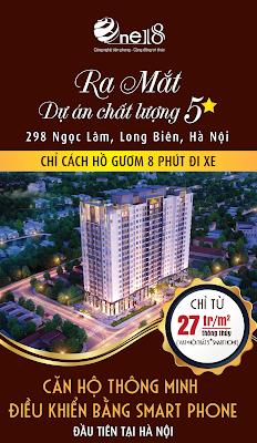 Dự Án One18 Ngọc Lâm