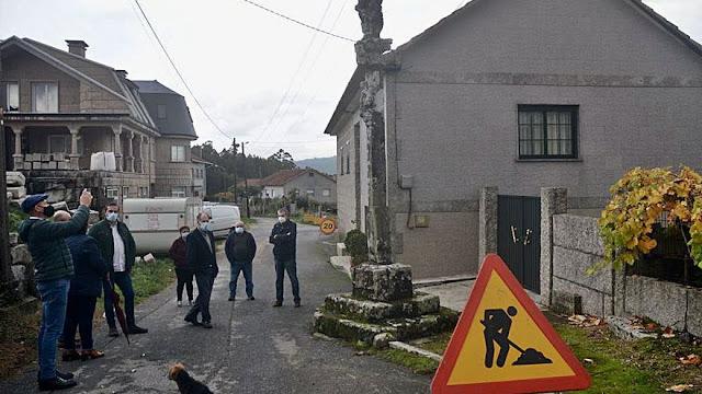 El alcalde de Barro acusa al PP de crear confusión entre los vecinos con las obras de Unión Fenosa