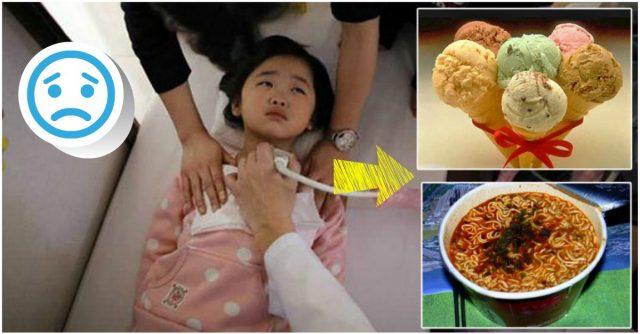 Anak Usia 5 Tahun ini di Vonis Mengidap Kanker Hati, Peringatann Dari Dokter, Sebaiknya Jangan Konsumsi Lagi 9 Jenis Makanan Ini !!