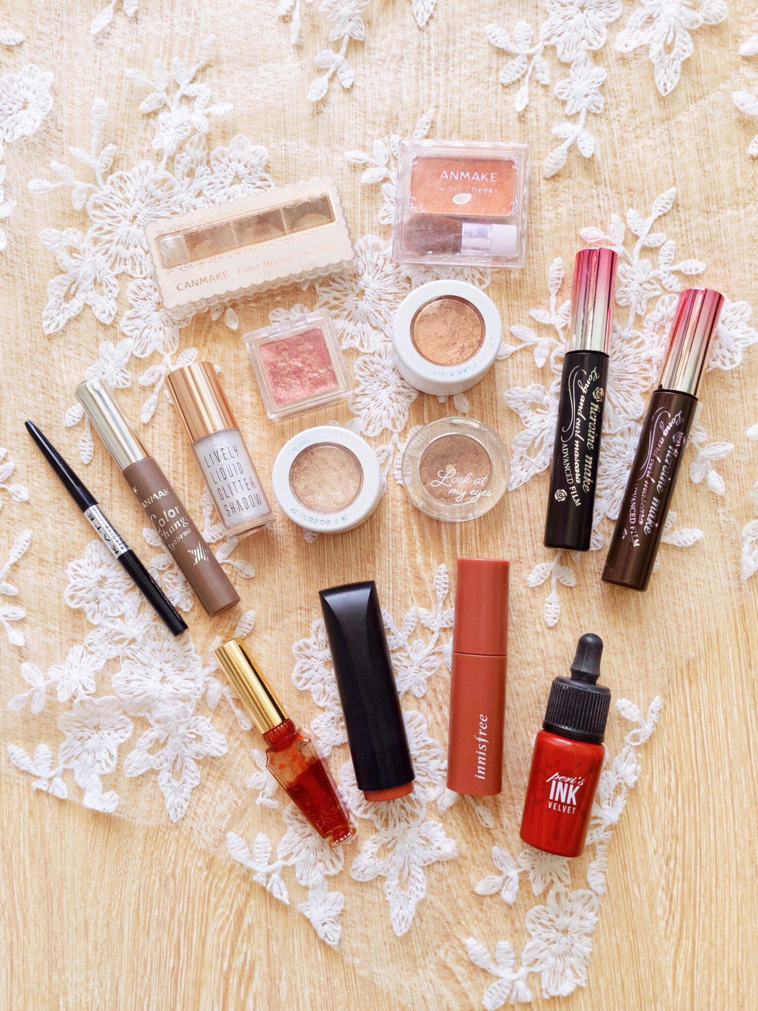 makeup favorites 2020 | chainyan.co