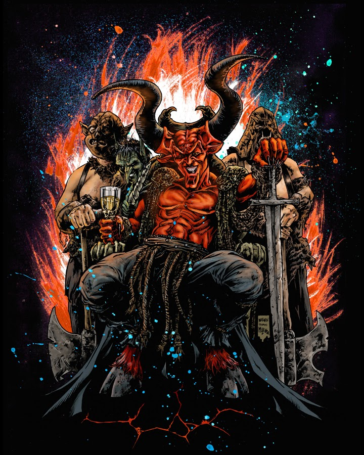 Twisted Central: Fright-Rags Summons the Lord of Darkness