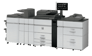 Sharp MX-M1205 Printer Drivers