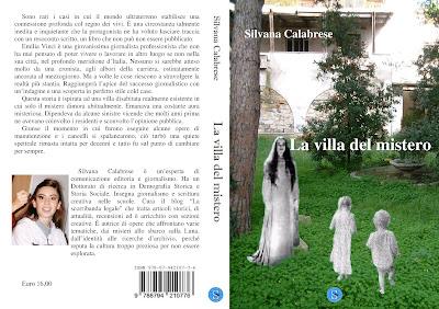 Copertina La villa del mistero di Silvana Calabrese