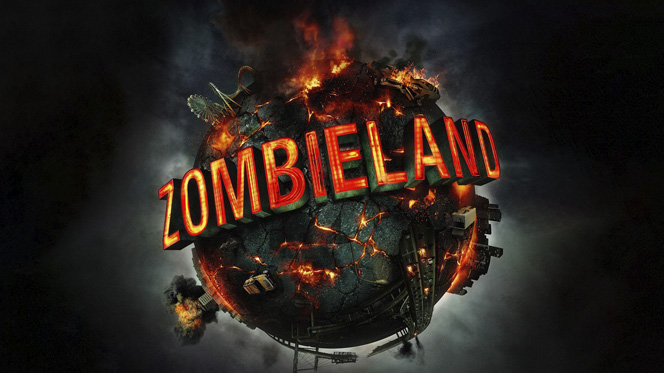 Zombieland – Tierra de zombies (2009) BDRip Full HD 1080p Latino-Castellano-Ingles