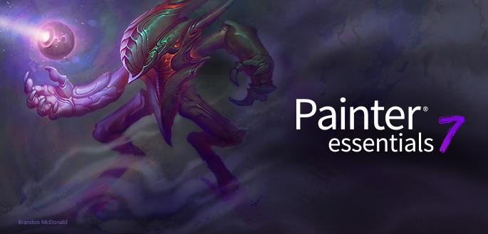 Corel Painter Essentials v7.0.0.86 + Ativador Download Grátis