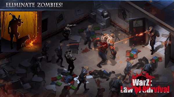 WarZ: Law of Survival 2.1.3 Apk + Mod + Data for android
