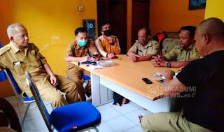 Para Kades di wilayah Kecamatan Surade