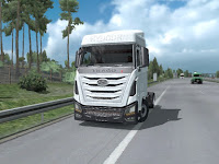 Hyundai Xcient v0.1 ETS2 1.33