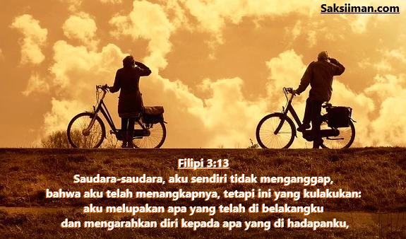 Ayat Alkitab tentang Move On dari Mantan Pacar