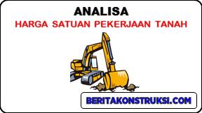 Analisa PUPR - Harga Satuan Pekerjaan Tanah 2020
