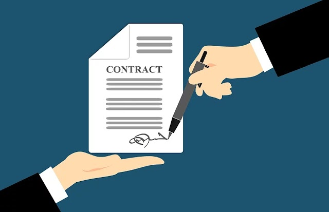 Syarat Sah Suatu Kontrak