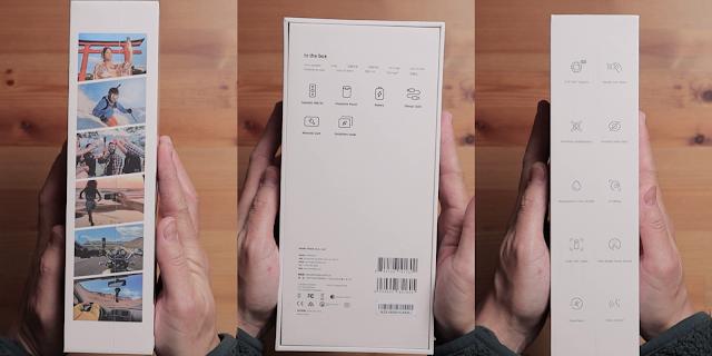 Inst360 ONE X2包裝盒