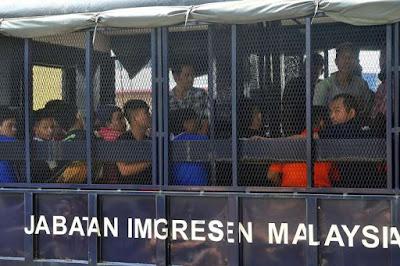 Imigran Malaysia