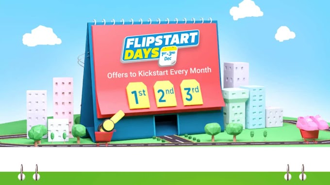 FLIPKART FLIPSTART SALE UPTO 80% OFF