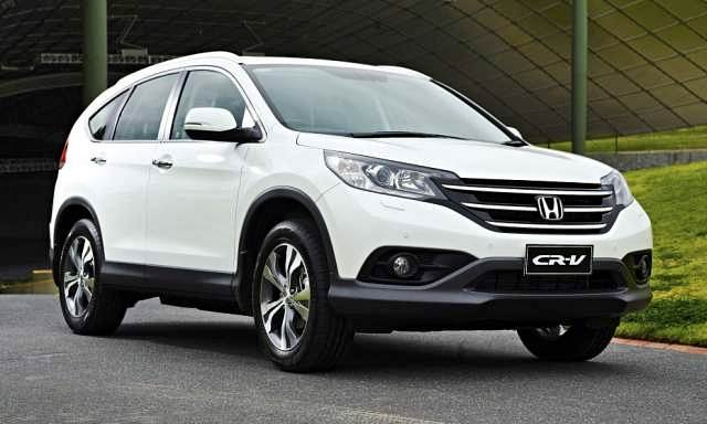 2017 Honda CRV Hybrid Review