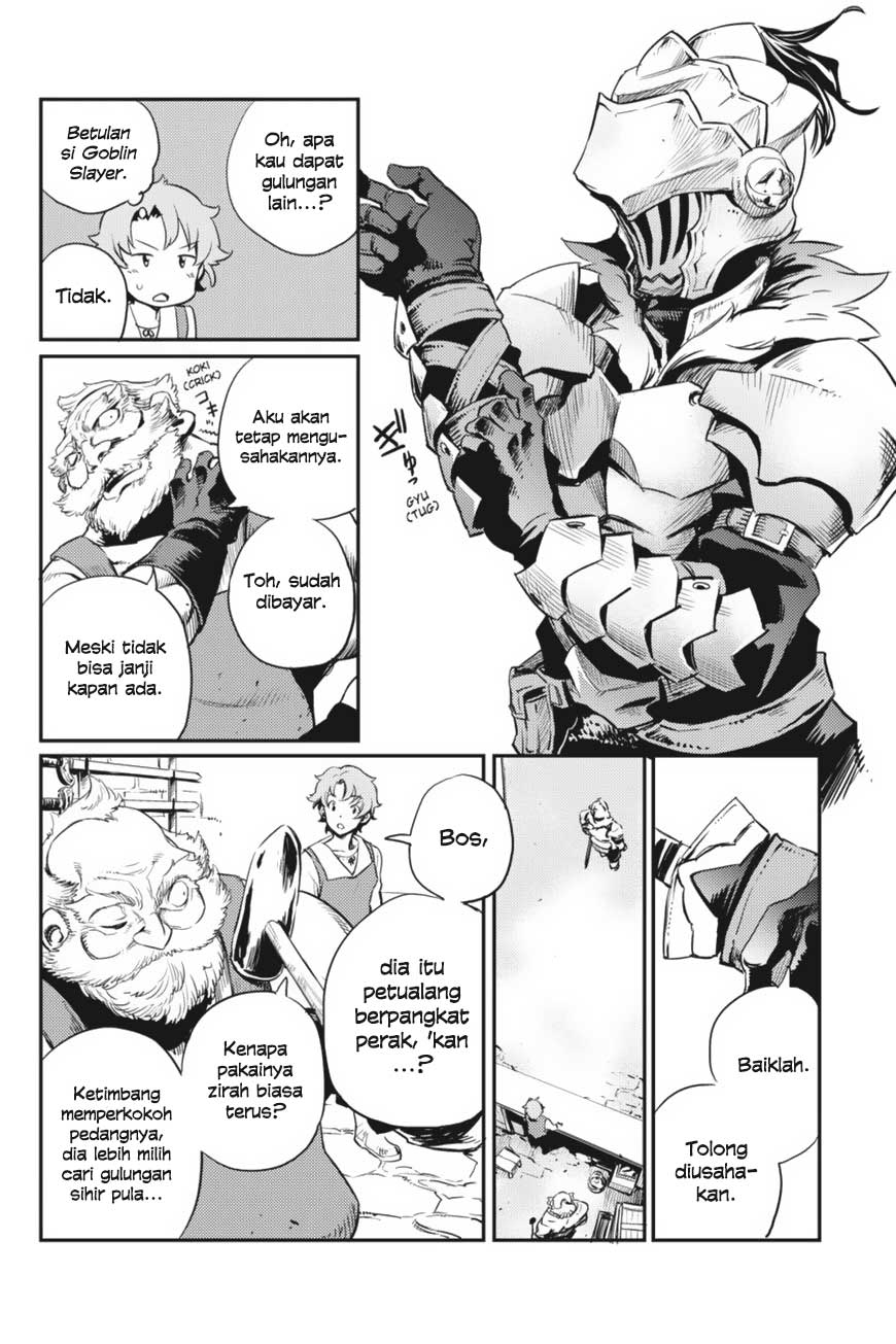 Goblin Slayer Chapter 10-18