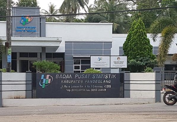 Lowongan Kerja Kontrak Tenaga Administrasi Sensus Penduduk 2020 BPS Kabupaten Pandeglang