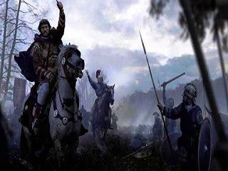 la campagna francese di Attila