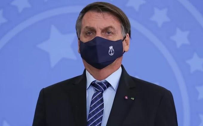 Presidente Bolsonaro deve se vacinar neste sábado, 3, segundo jornal