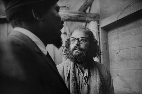Thelonious monk - Allen ginsberg