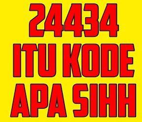 24434 itu kode apa?
