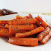 HEALTHY OVEN ROASTED SPICED CARROTS