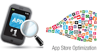 mobile app store optimization