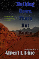 Nothing Down There But Rocks by Alpert L Pine