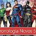 Cronologia NOVOS 52 (Ordem de Leitura - Download - Ler Online) - Parte 1