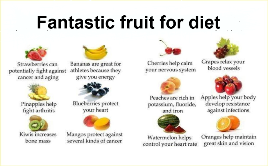 healthy fruit to eat while dieting why is fruit healthy