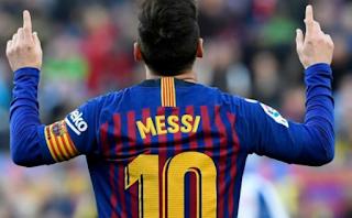رقم قياسي جديد لميسي: أكثر لاعبي برشلونة فخراً في الدوري الأسباني