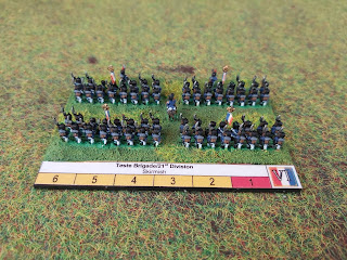 Wargaming figures for the Waterloo Campaign