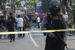 Masyarakat Mengutuk Aksi Teror Bom di Makassar