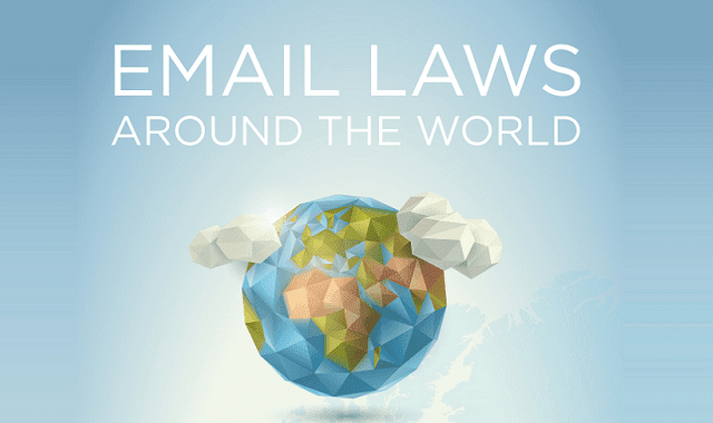Email Laws Around the World