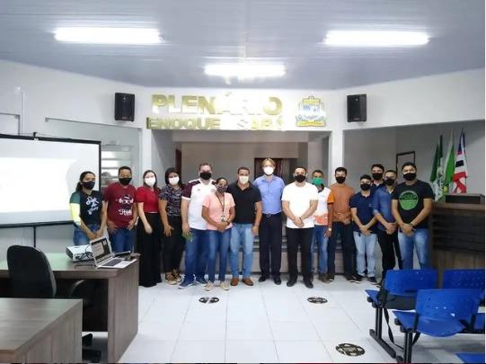 Prefeitura de Capinzal do Norte promove palestra do Programa Agronordeste em parceria com SEBRAE