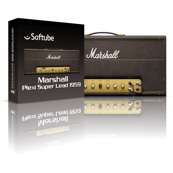 Softube Marshall Plexi Super Lead 1959 v2.5.9 Full version