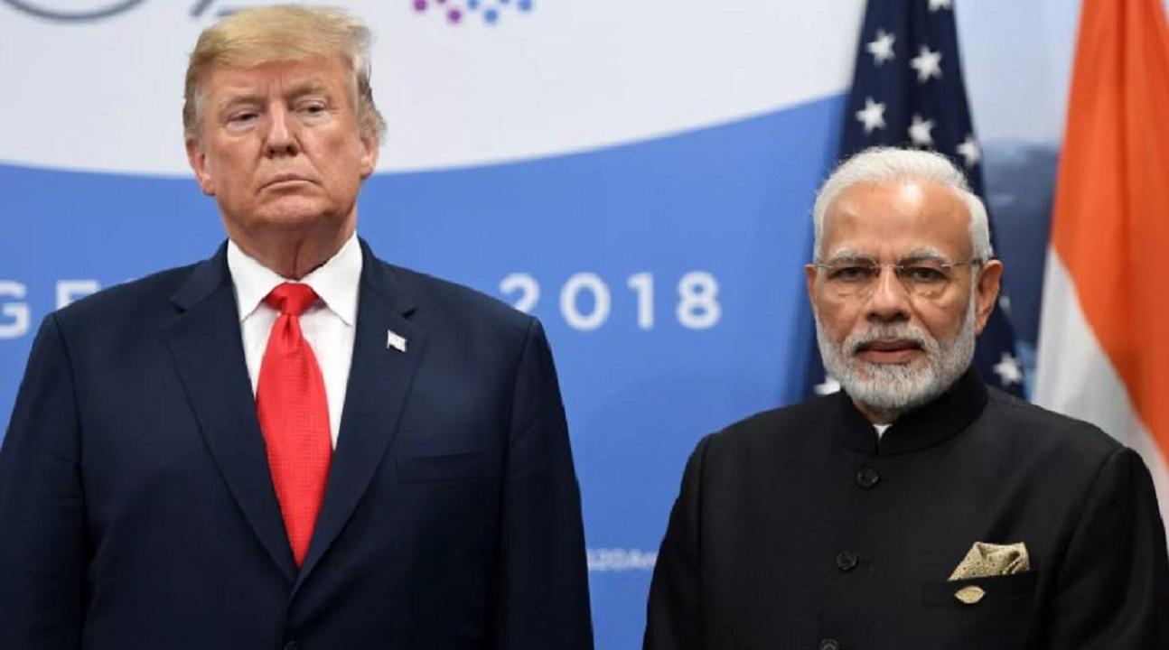 America warns against increasing tariff against India
