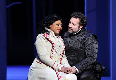 Kristin Lewis, Bryan Hymel - Verdi: Don Carlo - Royal Opera - ©ROH, Photo Catherine Ashmore