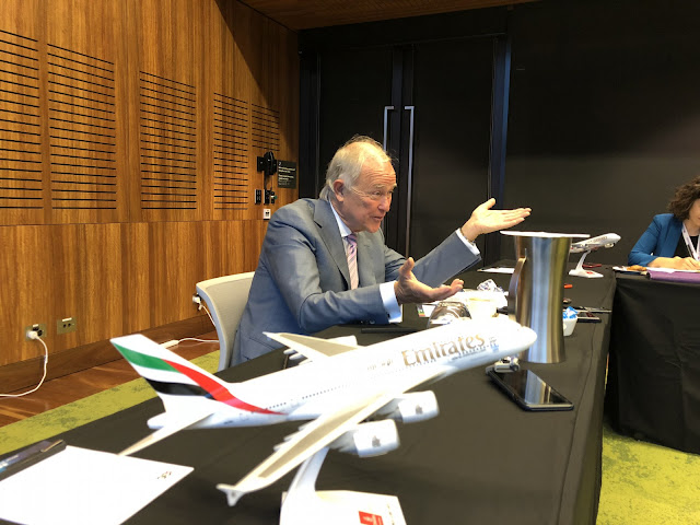 Emirates   President discusses retirement and the A380 fleet - Airline Ratings