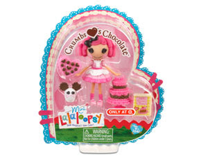 Lalaloopsy Giveway is Over