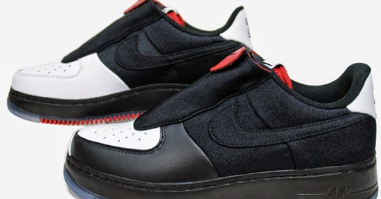detailed look 97dad d28b8 ajordanxi Your  1 Source For Sneaker Release Dates  Nike Air Force 1 Low  CMFT LW GP Sig White Black October 2013