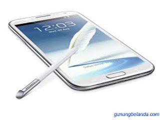 Cara Flash Samsung Galaxy Note 2 LTE GT-N7105