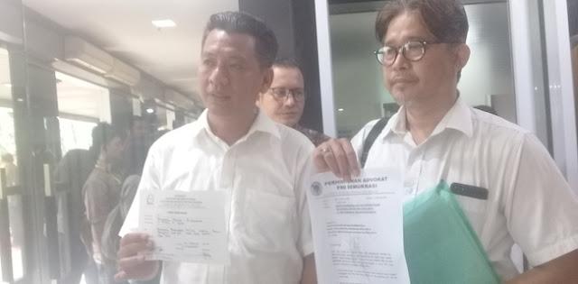 Bantah Laporan Dicabut, PPAD Desak MKD Segera Proses Azis Syamsuddin