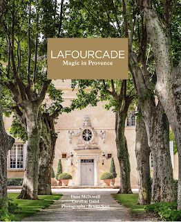 A book available in French and English features Lafourcade projects, family history, gardens and more.