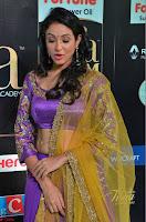 Priya Sri in Purple Choli Stunning Beauty at IIFA Utsavam Awards 2017  Day 2 at  12.JPG