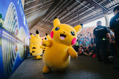 Cute Pikachu image for your WhatsApp and Facebook status.