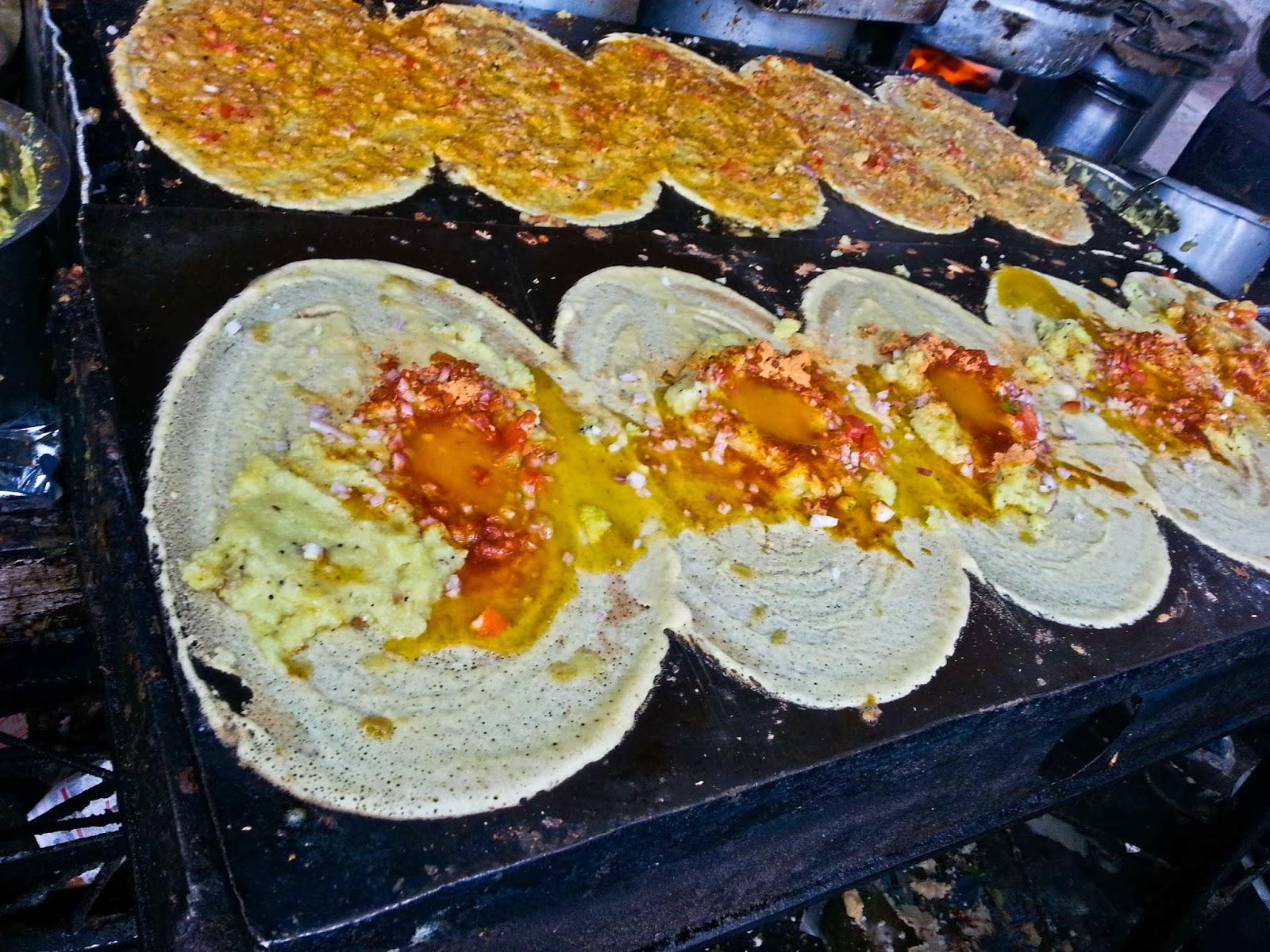 Dosa Hyderabad Laxman Bandi